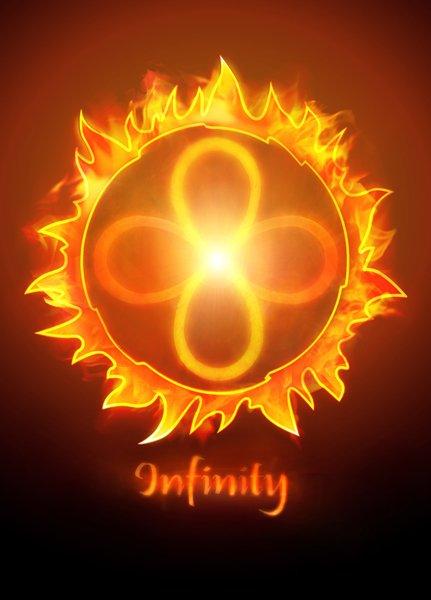 """Театр огня """"Infinity"""""""