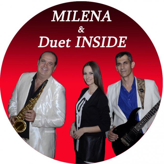 Lounge Duet INSIDE & MILENA
