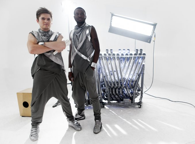 Трубофон Шоу SPACEMAN project