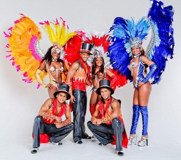 Бразильское шоу Sol Brasil