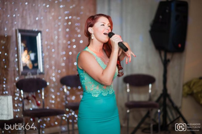 Надин - роскошный вокал!