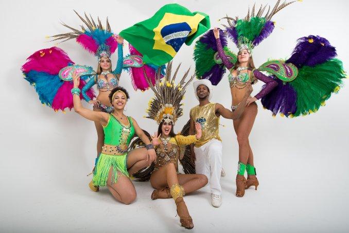 "Latino show ""TROPICANA"""