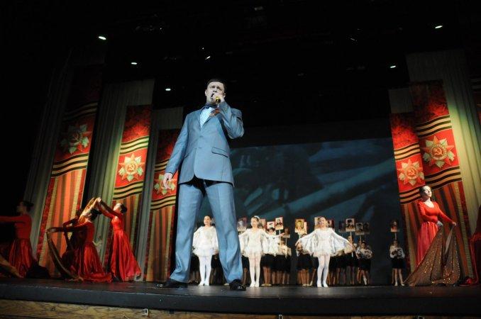 Евгений Платошкин - певец, музыкант, актёр