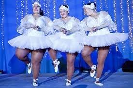 Шоу толстушек