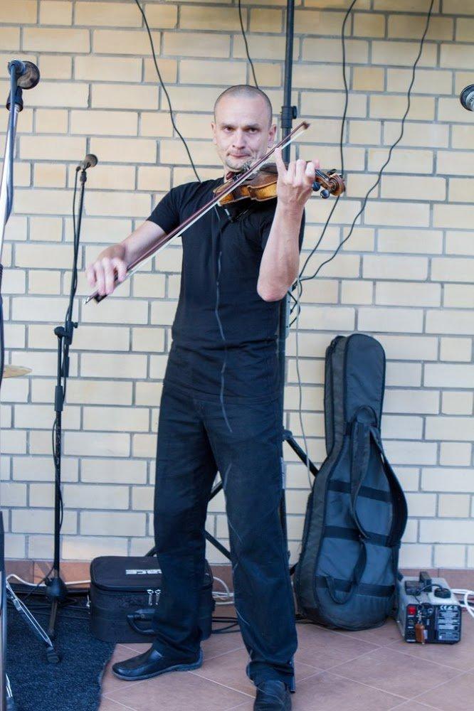 Живая скрипка