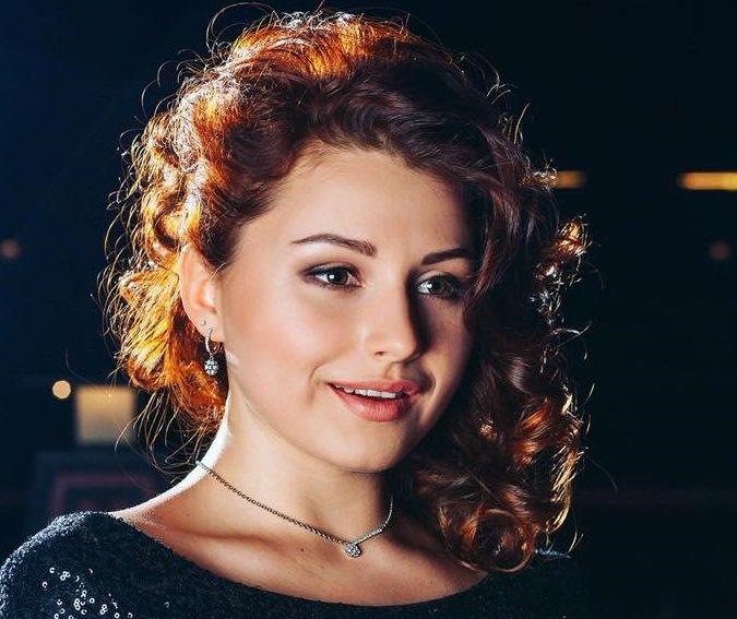Певица Таисия Павенская
