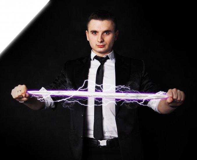Фокусник, Иллюзионист Анатолий Корякин В Туле