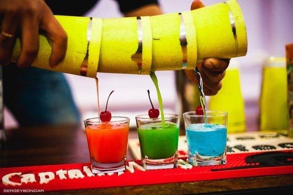 BarStyle лучшее бармен шоу в Сочи