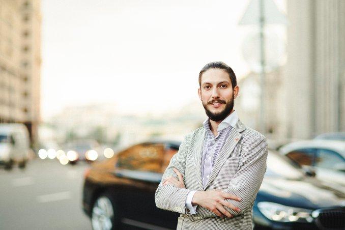 Профессиональный Ведущий Александр Сергеев