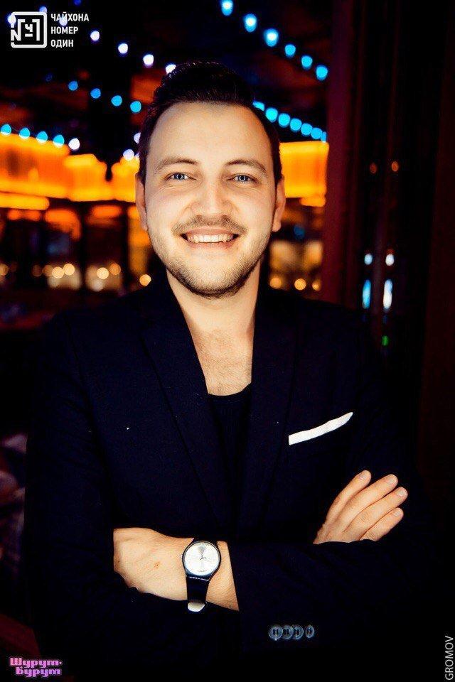 Showman Igor Burmistrov