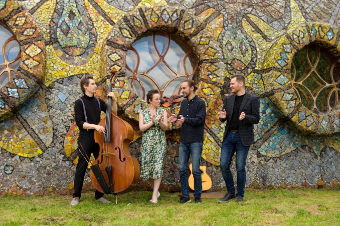 Romani - gypsy jazz