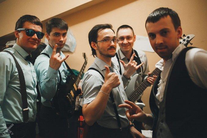 Take Five band музыкальная кавер-группа г.Новокузнецк