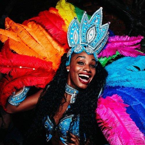 """Латиноамериканское шоу """"Sabor Caribe"""""""