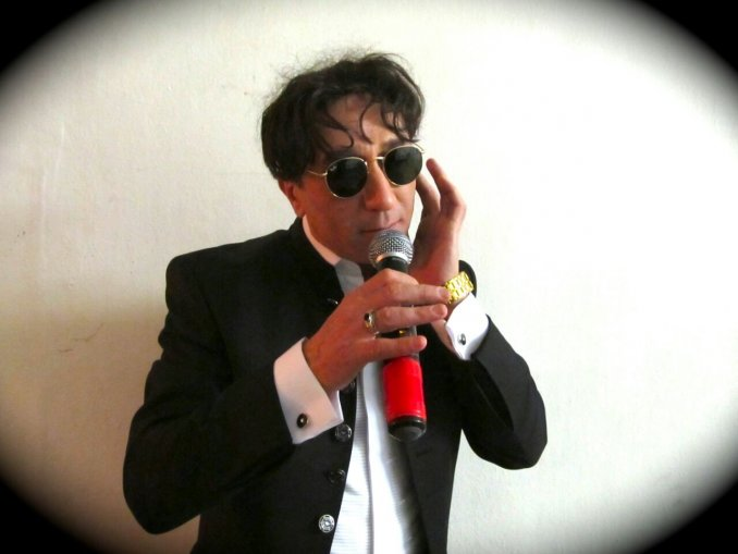 Двойник Григорий Лепс ( живой вокал)