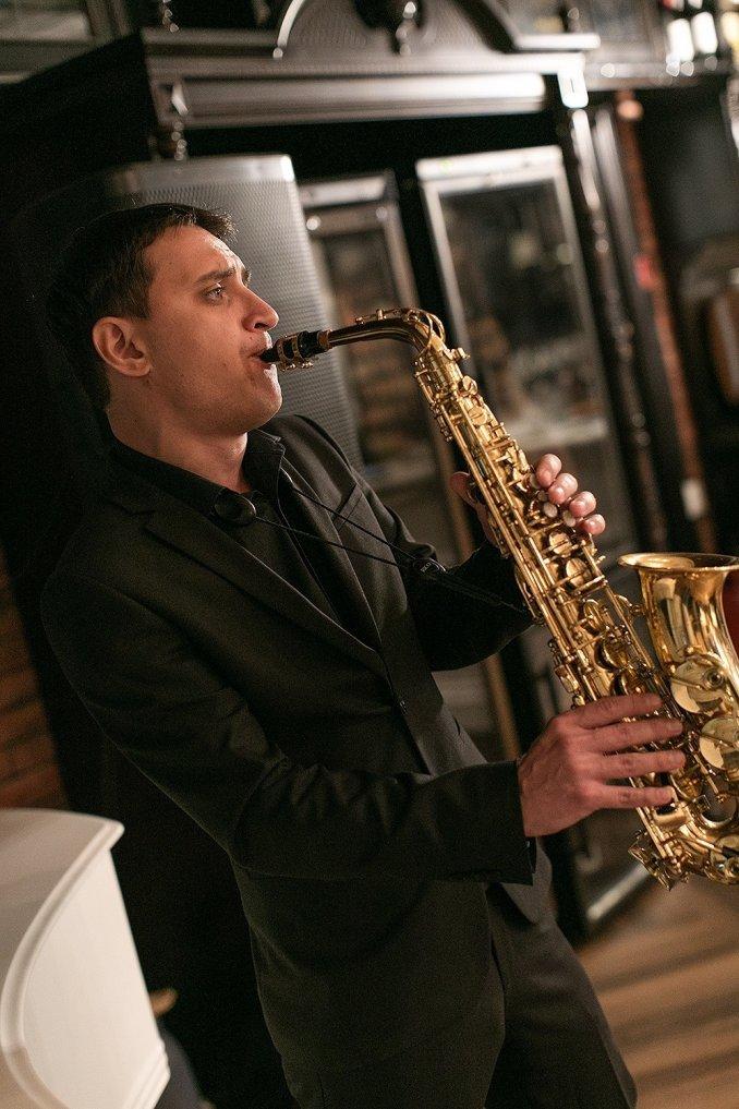 Saxophonist Tomsk   Ivan Velma