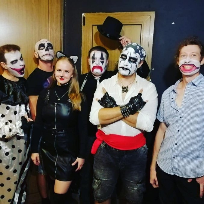 rock cover band Joker