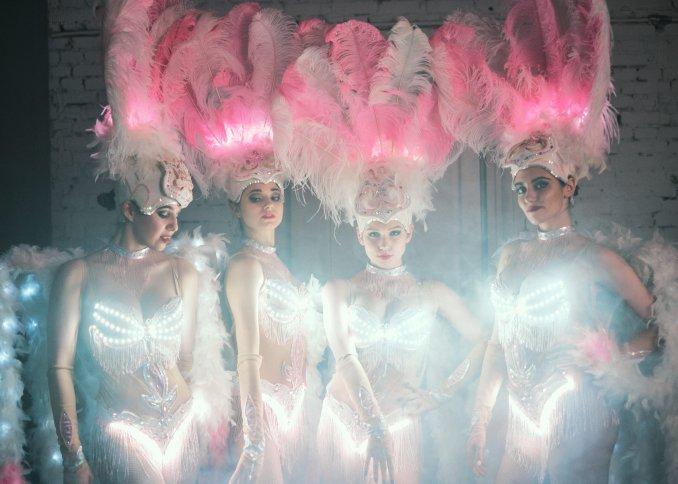 "Show-ballet ""DefiLe"""
