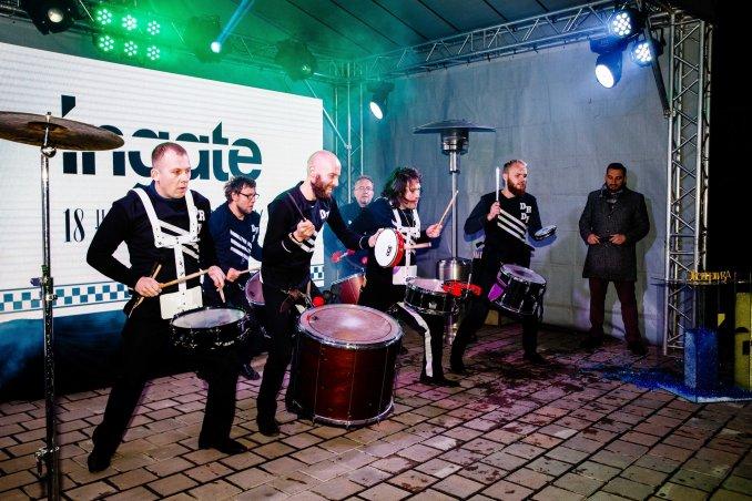Шоу барабанщиков Drum Drive
