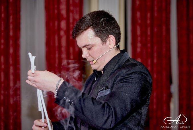 Фокусник в Туле - Александр Орлов