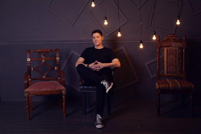 Дмитрий Эл - певец, музыкант