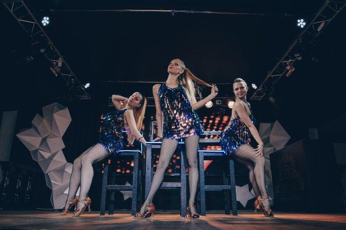 Шоу балет «Crystal»