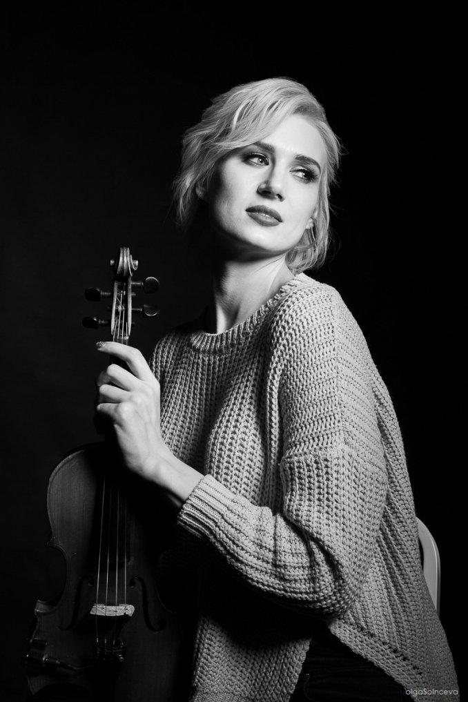 Скрипка, Скрипка-Шоу, живая музыка, Набережные Челны