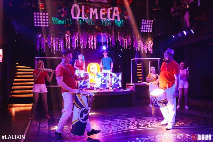 SAMBARA - яркое барабанно-танцевальное шоу!
