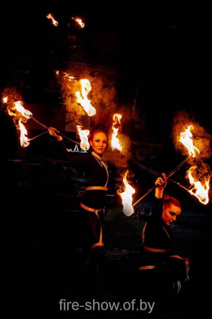 "Театр огня ""Shango"""
