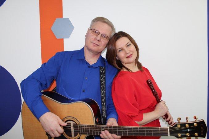 Alexandr i Natalya Kurapovi