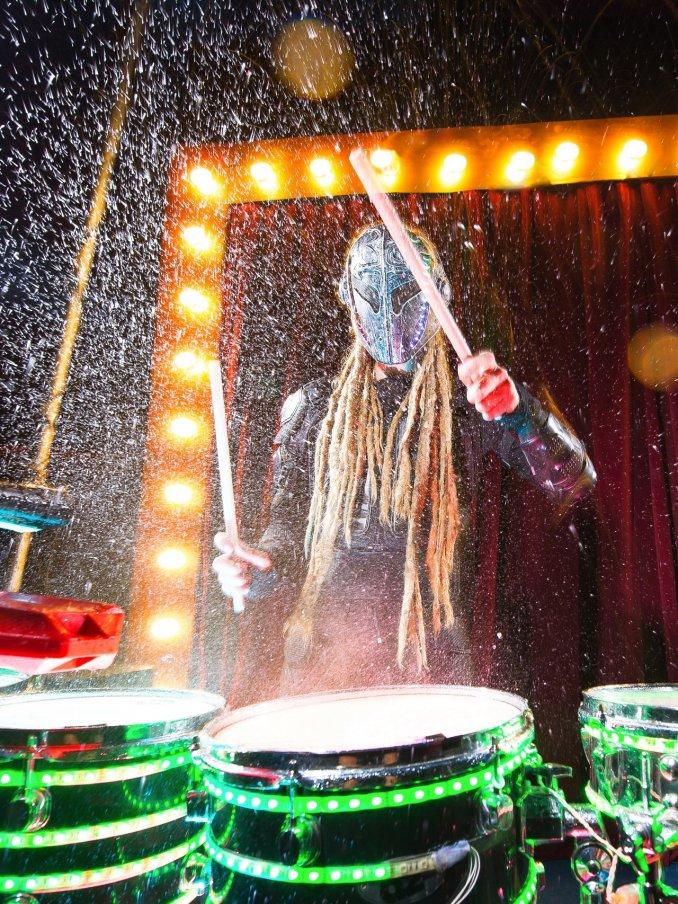 Шоу барабанщиков (Барабанное шоу) TURBO Drum Show
