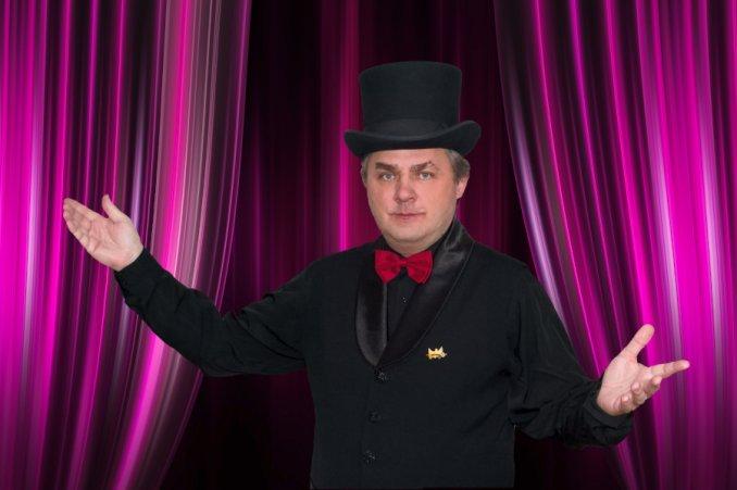 Иллюзионист Павел Айдаров