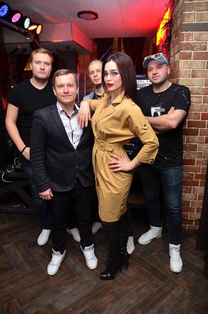 Вокальный дуэт GN-Band, кавер группа, певцы