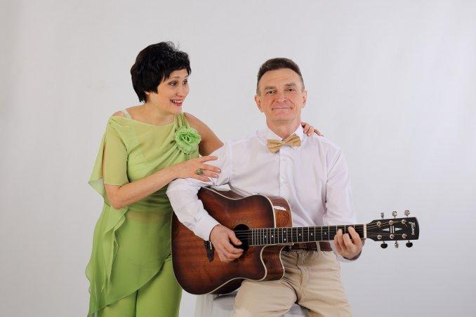 Дуэт Татьяна и Юрий Архиповы