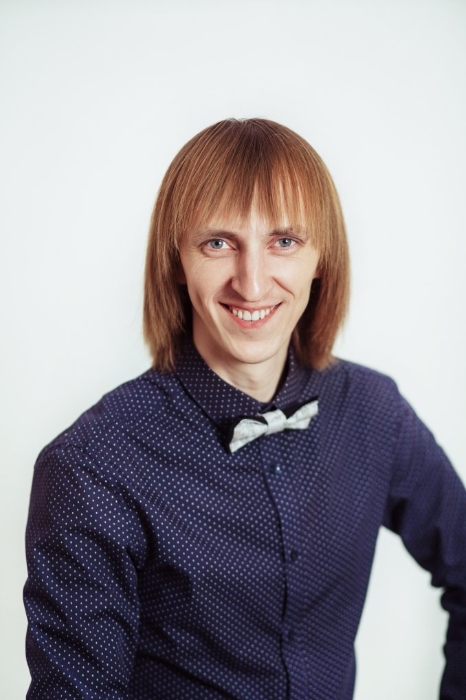 Videographer Vitaly Zorin